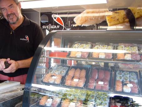 Sushigian, le sushi truck de la région rochelaise !