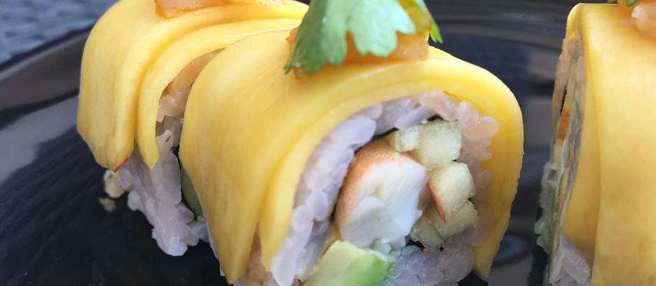 Des créations de folie chez UMI Sushi !