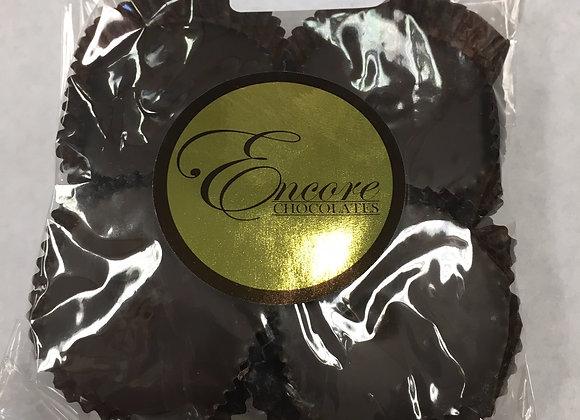 Dark Chocolate Sugar Free Peanut Butter Cups - 2.4 oz.