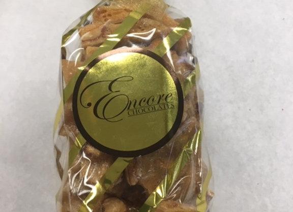 Peanut Brittle - 6 oz