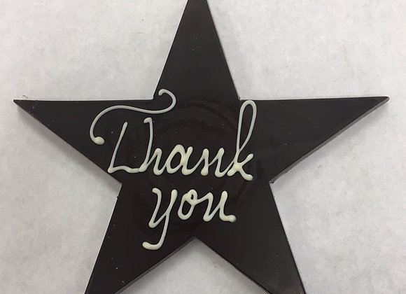 Thank You Star - Large