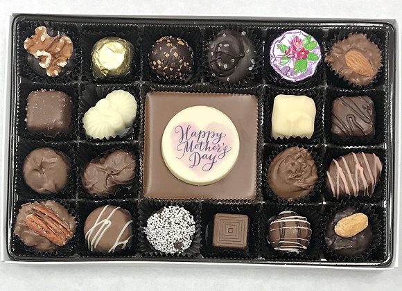 """""""Happy Mother's Day"""" Elite with Chocolate Bar"""