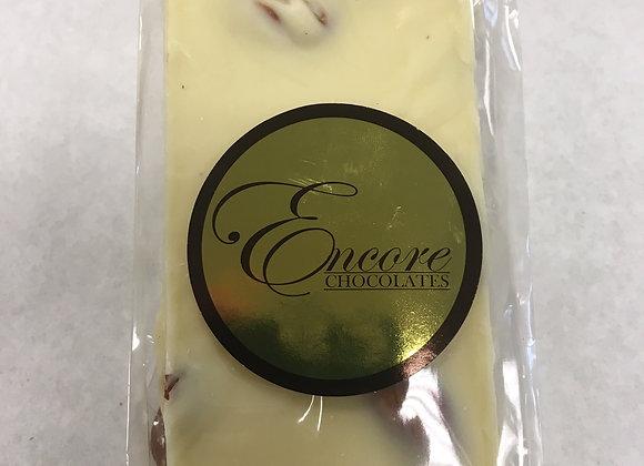 White Chocolate Cashew Bark - 4 oz