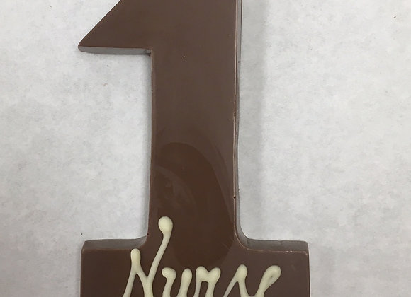 Number One Nurse - 1.4 oz.