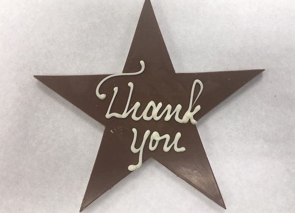 Thank You Star - Small, 1 oz