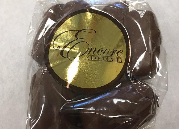 Milk Chocolate Sugar Free Orange Jellies - 4 oz.