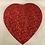 Thumbnail: 1 lb. Elite Creams & Clusters Heart Box - Rose Cover