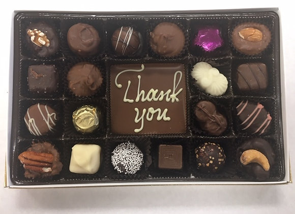 """Thank You"" Elite with Chocolate Bar"