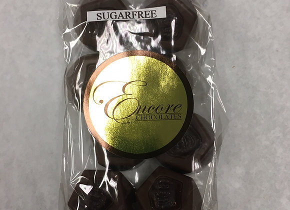 Milk Chocolate Sugar Free Expresso Truffles - 4 oz.