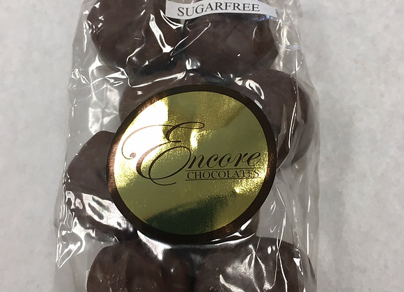 Sugar Free Milk Chocolate Vanilla Buttercreams -  4 oz.