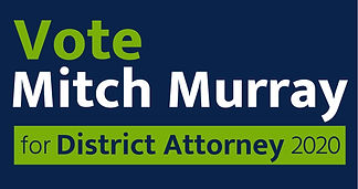 Mitch Murray for District Attorney