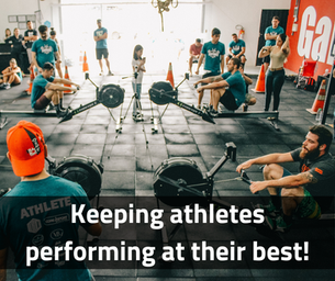 Keeping athletes performing at their bes