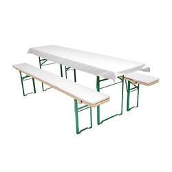 Tisch und Sitzelement