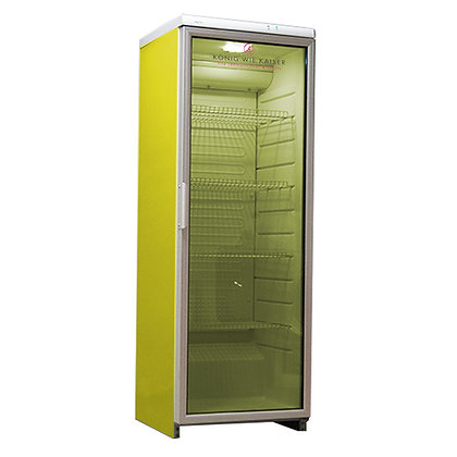 Kühlschrank Gelb