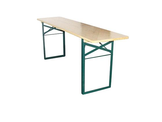 Festzeltgarnitur Tisch