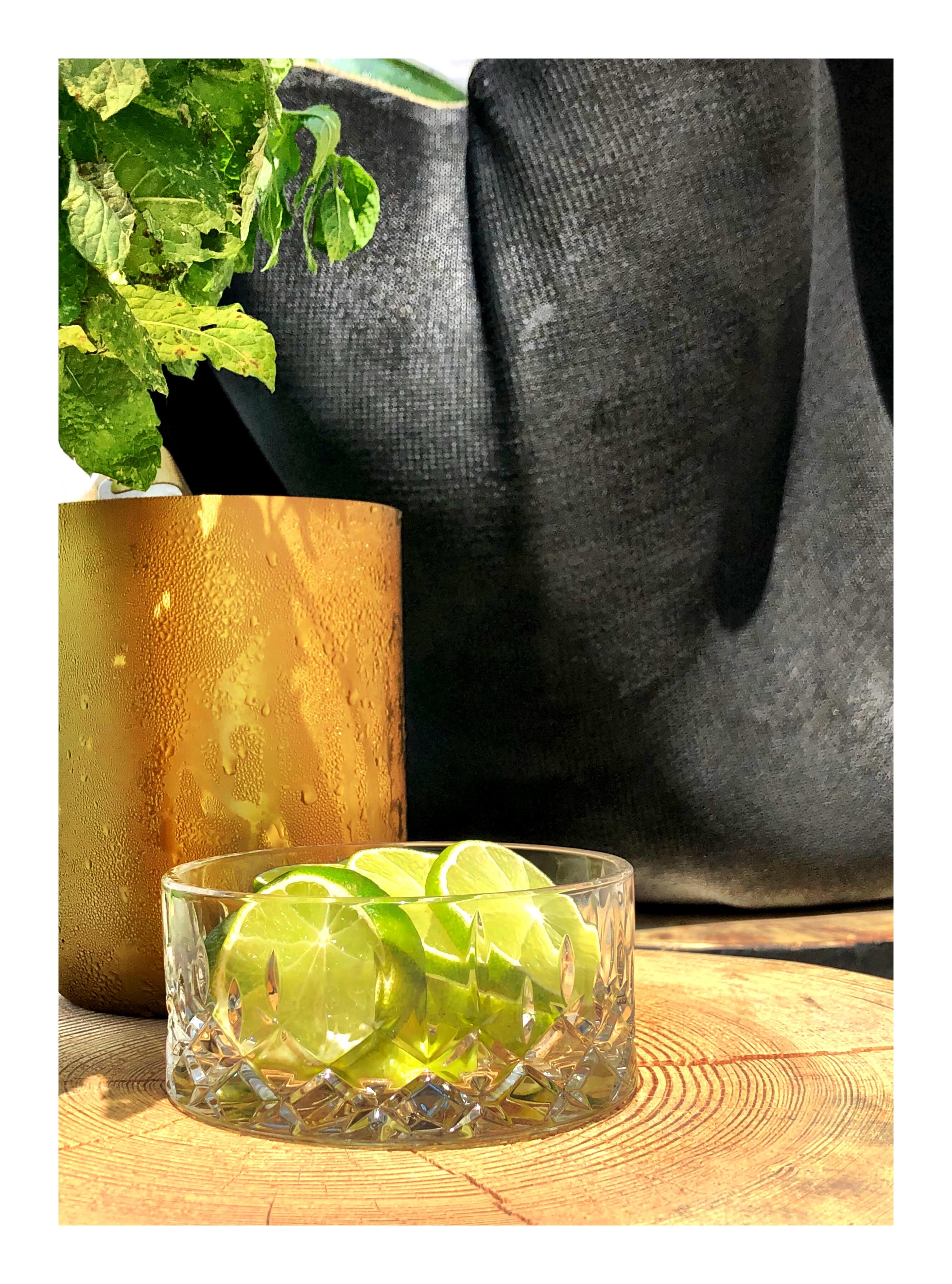 Getränkekühler und Eisbehälter