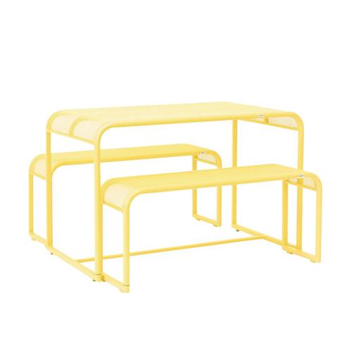 Tisch / Sitzelemente