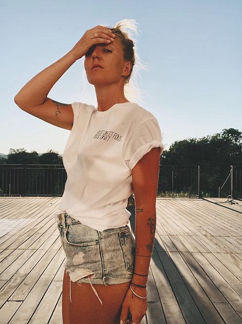 T-shirt «Plus on est fou plus on vit»