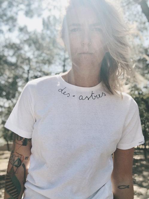 T-shirt DES*ASTRES x Holisticzaza