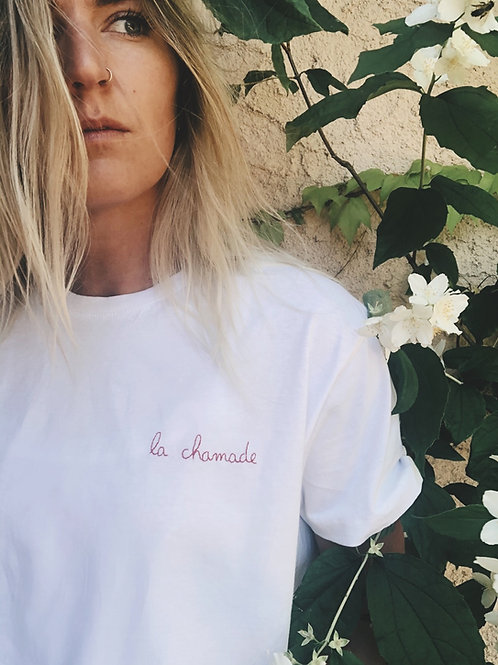T-shirt «LA CHAMADE»