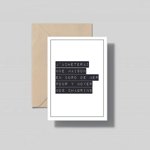 Cartes à poèmes/Admiracœur secret