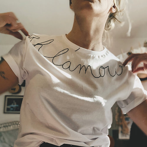 T-shirt Ah l'amour