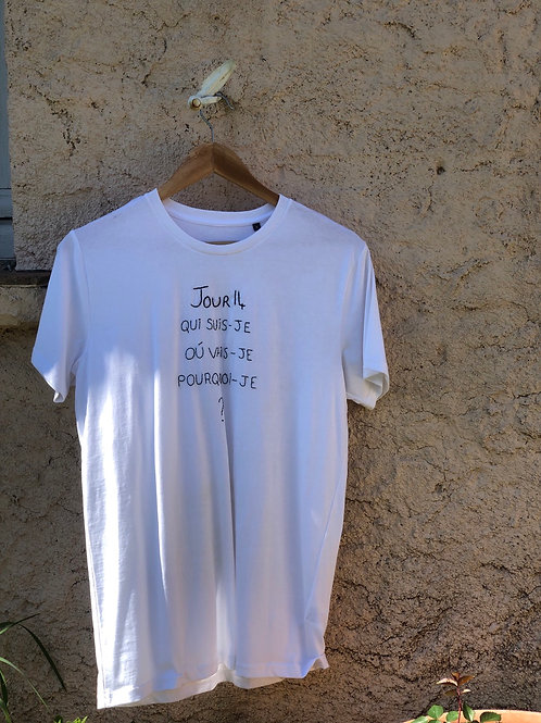 T-shirt Jour 14