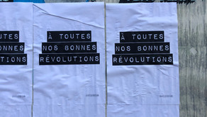 LA RUE - Placardage de poésie - Pt1/Paris