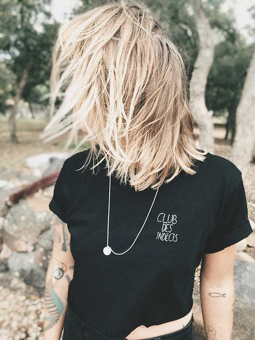 """T-shirt """"CLUB DES INDECIS"""""""