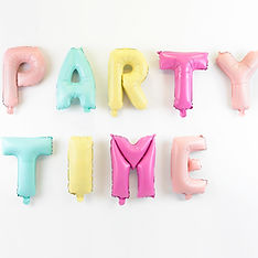 Organizing parties by Organized Joy