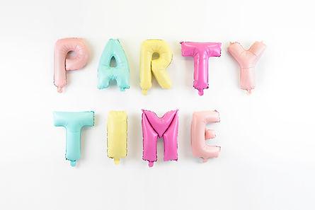 L'heure de la fête