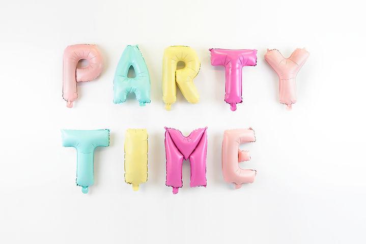 Hora da festa