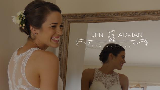 Jen & Adrian - The Morning