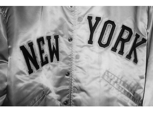 """GRANDPA AMATO'S YANKEES JACKET"" PRINT"