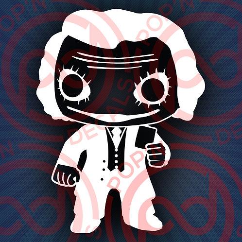The Joker - New Decal