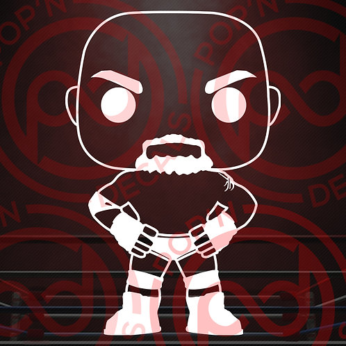 Goldberg Decal