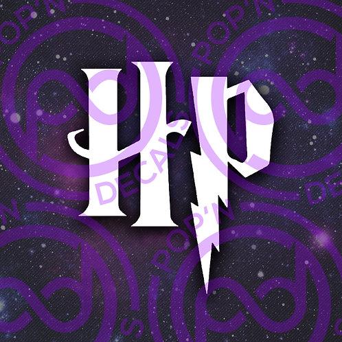 HP Logo Decal