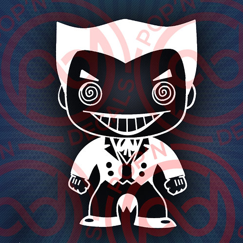 The Joker - Old Decal