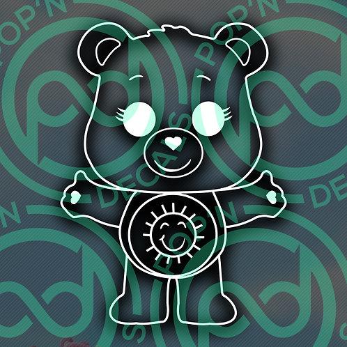 Funshine Bear Decal