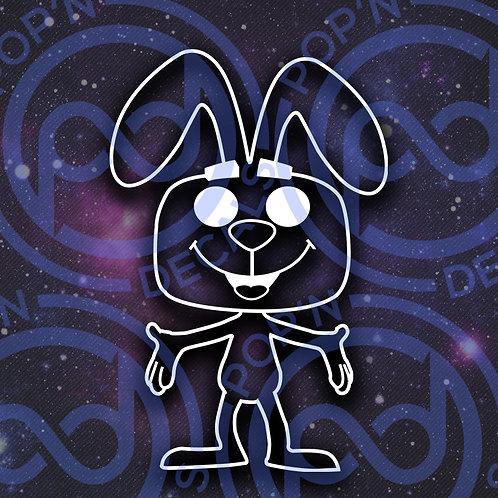 Trix Rabbit Decal