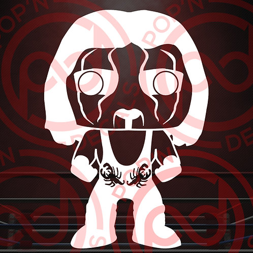 Sting Decal