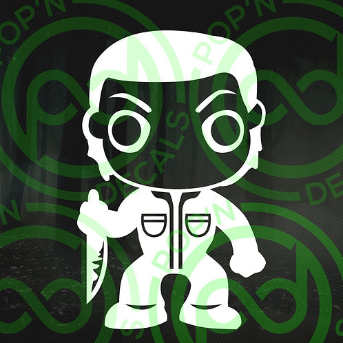 Mike Myers Decal