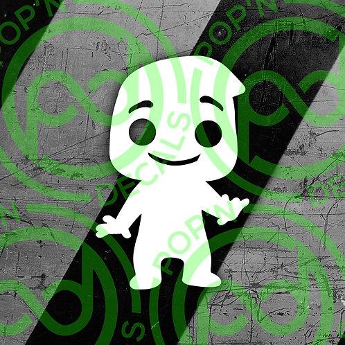 Rowan's Ghost Decal