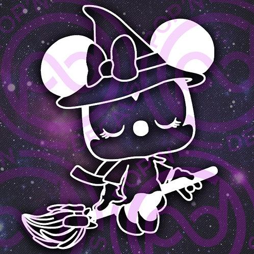 Halloween Minnie