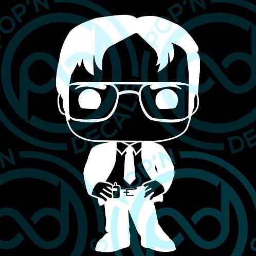 Dwight Decal