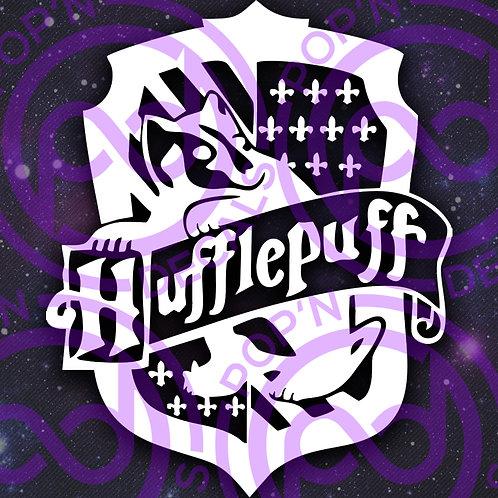 Hufflepuff Decal
