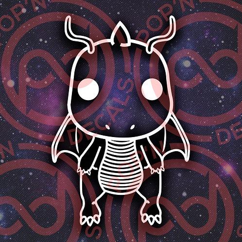 Dragonite Decal