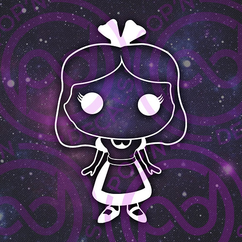 Alice Decal