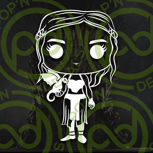 Dany Decal