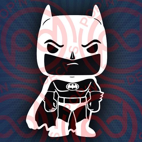Batman - New Decal